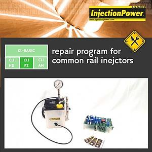 InjectionPower®, Repair Program for common rail injectors - Clinic Level - Piezo Module